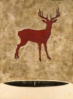 Osmo Rauhala: Early Sunday Morning (1990) Antlers, Artsy Fartsy, Finland, Modern Art, Moose Art, Artist, Sunday Morning, Pictures, Acrylics