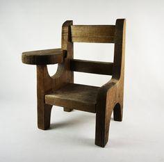 French Industrial Metal And Wood School Desk | Desks | Pinterest | Wood  School, French Industrial And School Desks