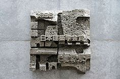 Relief of Architectural Institute of Japan Prize