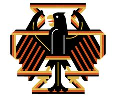 Illustration and design devoted to Germany