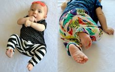 sew: fancy pants leggings and tumble tees || a lemon squeezy home