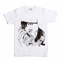 Fetty Wap White Tee // T-shirt // Babes & Gents // http://babesngents.com/collections/graphic-shirts // #babesngents