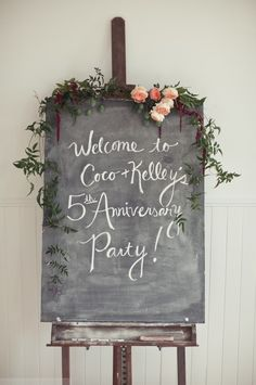 anniversary party ideas for parents