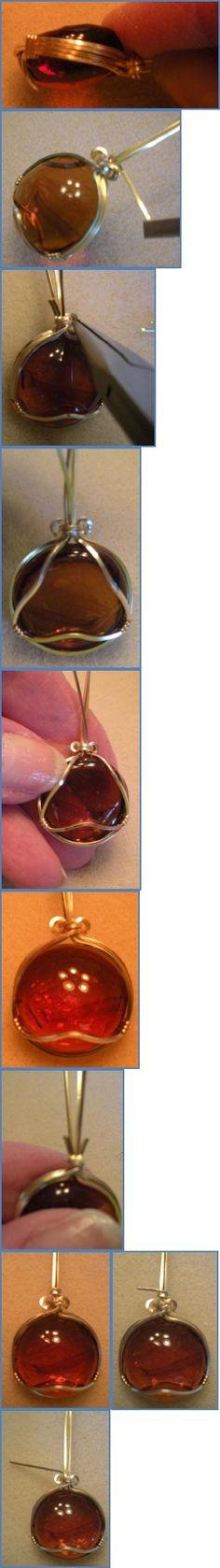 Glass Pebble Cabochon Pendant Tutorial   Scribd