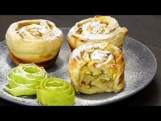 Pudding Vanille, Romanian Desserts, Russian Recipes, Baked Potato, Muffin, Food And Drink, Cooking Recipes, Sweets, Baking