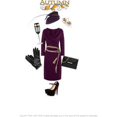 Race ahead this Autumn/ Winter Carnival in classics with shades of plum and gold accents Fall Winter, Autumn, Derby Day, Gold Accents, Plum, Carnival, Racing, Shades, Classic