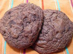 Jacque Torres' mudslide cookies