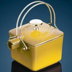 ♥•✿•♥•✿ڿڰۣ•♥•✿•♥ ♥   square tea kettle  ♥•✿•♥•✿ڿڰۣ•♥•✿•♥ ♥