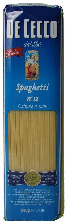 de cecco spaghetti - Spoon House
