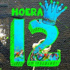 verjaardagskaart jongen 12 - Verjaardagskaarten - Kaartje2go