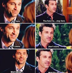 Grey's Anatomy Derek Shepherd