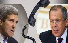 Kerry ve Lavrov telefonda ne konuştu - ABD ve Rusya dışişleri bakanlarının yaptıkları telefon konuşmasıyla ilgili iki ülkenin başkentinden farklı açıklamalar geldi