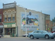 Logansport, Indiana. Lived there for 3 years and went to high school at LHS
