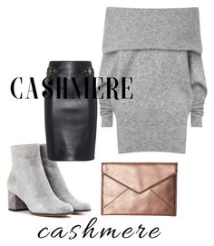 """Untitled #9"" by dastika on Polyvore featuring Gianvito Rossi, Rebecca Minkoff, Acne Studios and Moschino"