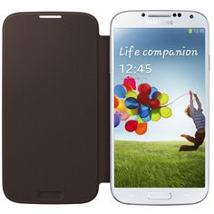 Funda Galaxy S4 Flip Cover