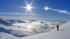 Heli Ski in Canada? Check out our ski trips for this winter: http://www.gaialifestyletravel.com/#!ski-adventures/cund