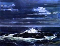 George Bellows - The Sea -1911