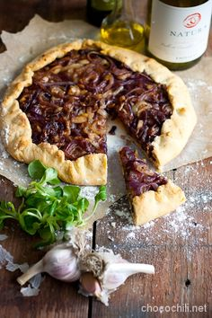 Three onion pie - Anna Things and Thoughts