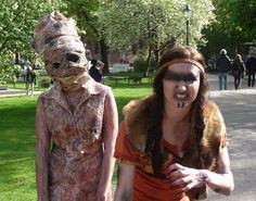 Portfolio Multimedeia: Zombie Walk 2015 Ruttopuisto