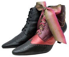 Sassy Feet DIY Shoes page