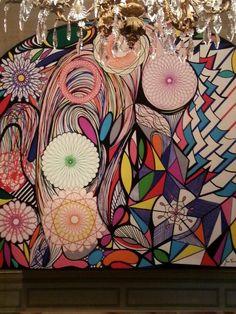 Vitrail - uma peça de Joana Vasconcelos