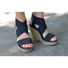 My Style Black summer sandles 79 |Black Heels|