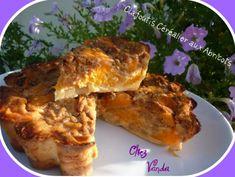 Chez Vanda, Ww Desserts, Chicken, Meat, Comme, Food, No Bake Desserts, Delicious Desserts, Apricot Cake