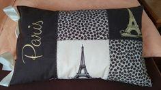Vyšívaný polštář na zavazování - hande mande style