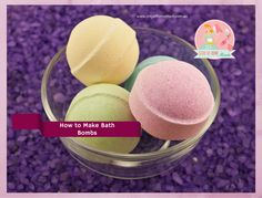 How to Make Bath Bombs   Stay at Home Mum