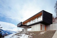 Chalet dreams near Zell am See #dreamskihome #zellamsee #austria #modern #design #winter #chalet #nidski #mynidski #ski #architecture