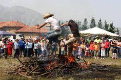 Romería de San Tirso, fiesta de interés turístico regional #Cantabria #Spain