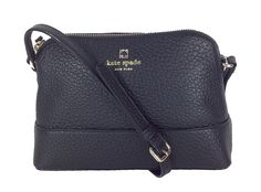 Kate Spade Southport Avenue Hanna Leather Crossbody, Black >>> See this great product. (This is an Amazon Affiliate link and I receive a commission for the sales)