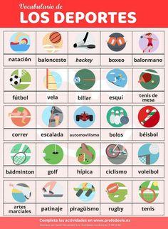 Spanish Grammar, Spanish Vocabulary, Spanish Language Learning, Spanish Teacher, Spanish Classroom, Teaching Spanish, Learn Spanish Free, Learn Spanish Online, How To Speak Spanish