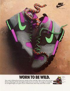 save off bcaef 5c6fd classickicksnyc  Nike Hiking Nike Acg, Vintage Sneakers, Vintage Shoes,  Vintage Nike,