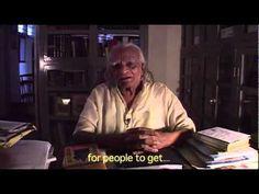 Short bio video on BKS Iyengar. A must for beginners or those new to Iyengar discipline.