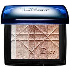 Dior - Diorskin Shimmer Star in Amber Diamond - ivory/ champagne/ tan/ bronze/ peach  #sephora