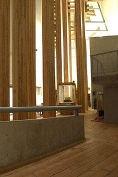 #1814) 나무의 전당[Museum of Wood] - 안도 다다오[Ando Tadao] : 네이버 블로그