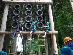 Climbing at Caythorpe- King's Ely Junior
