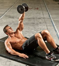 4 Midsection Moves You Haven't Tried. This quick and unusual ab workout will help mix up your core routine.