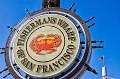 12 Top Things to Do in San Francisco: Fishermans' Wharf, Pier 39 and Ghirardelli Square San Francisco Travel Guide, San Francisco Vacation, San Francisco California, California With Kids, California Travel, California Living, California Coast, Northern California, Fishermans Warf