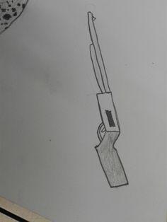 Dit is uiteindelijk mijn  ln shotgun