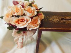 Romantic Handmade Wedding/Bridesmade bouquet US$51.29