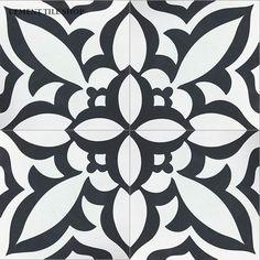 CEMENT TILE ZEBRA - Designer Concrete tiles from Original Mission Tile ✓ all information ✓ high-resolution images ✓ CADs ✓ catalogues ✓ contact.