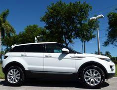 2015 Land Rover Range Rover Evoque West Palm Beach, FL #landroverpalmbeach #landrover #rangerover