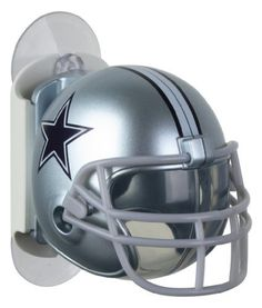 Flipper Nfl Helmet Toothbrush Holder - Dallas Cowboys by Flipper NFL Toothbrush Holder. $11.60. Designed to keep your toothbrush dry and protected from dust and harmful bacteria. With the toothbrush held by its handle, a gentle pull will 'Flip' open the cover and simply pushing it back, will get the Flipper to close, neatly housing your toothbrush again. Support your favorite NFL team everyday in the morning when you use the Flipper NFL Toothbrush Holder. A gre...