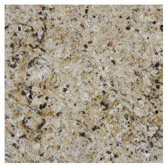 """MSI 12"""" x 12"""" Granite Field Tile in New Venetian Gold"""