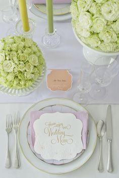 "THE TREAT DRESSING original wedding paper anthology. ""Fleurette"" http://www.treatdressing.jp/ttd/treat_blog/2014/01/treat.html"