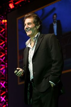 Shaun Tomson at the 2009 Discovery Leadership Summit.