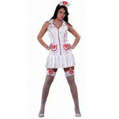 Tu mejor disfraz de enfermera sexy para mujer bt 4669 El disfraz resulta muy sexy para deslumbrar en tus Fiestas de Disfraces y darle un toque atrevido a Despedidas o Celebraciones especiales.