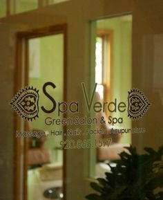 Spa Verde  Green Salon  Spa | Acupuncture, Alternative Health Care, Beauty Salons/Barbers, Massage Therapy, Spas